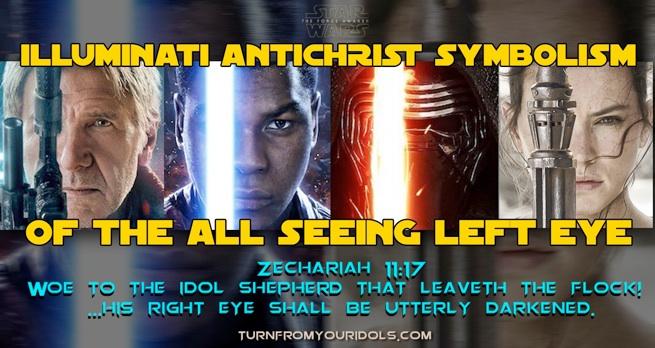Image result for star wars illuminati symbolism